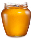 Glass Can Full Of Honey. Royalty Free Stock Images - 56903659