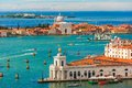 View From Campanile Di San Marco To Venice, Italy Stock Photos - 56904993