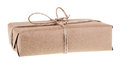 Brown Package Isolated Stock Image - 56912071