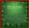 School Supplies Background1 Royalty Free Stock Image - 56946526
