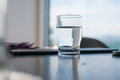 Glass Of Water Royalty Free Stock Images - 56983339