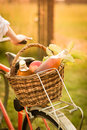 Detail Of The Basket With Fresh Food Royalty Free Stock Images - 56999909