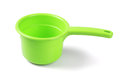 Empty Plastic Scoop Royalty Free Stock Photo - 57008425