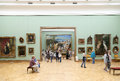 State Tretyakov Gallery Is An Art Gallery In Moscow, Russia, The Foremost Depository Of Russian Fine Art In The World. Royalty Free Stock Photo - 57043735