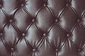 Vintage Tone Of Leather Texture With Buttoned Pattern Royalty Free Stock Images - 57051549
