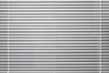 Modern White Window Blinds Background Texture Stock Photography - 57071902