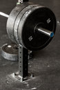 Heavy Barbell Weight Royalty Free Stock Images - 57089029