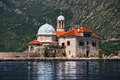 Our Lady Of The Rocks In Bay Of Kotor, Montenegro Royalty Free Stock Image - 57102436