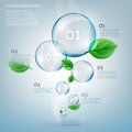 02 Infographics Bio Bubble Stock Image - 57127401