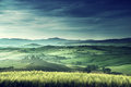 Early Spring Morning In Tuscany, Italy Stock Images - 57133414