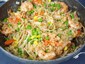 Shrimp Fried Rice Royalty Free Stock Photography - 57142047
