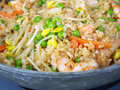 Shrimp Fried Rice Royalty Free Stock Photography - 57142137
