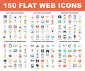 Web Icons Stock Photography - 57146422
