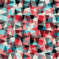 Colored Triangles Abstract Background Vector Illustration Stock Photography - 57167692