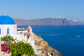 Greece, Island Of Santorini. Royalty Free Stock Photography - 57169247