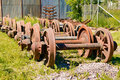 Train Wheels Stock Photo - 57174330