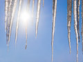 Icicles Royalty Free Stock Photos - 57178548