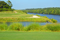 Par 3 Hole Stock Images - 57184354