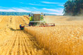 Combine Harvester Stock Images - 57192904