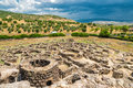 Nuraghe Stock Photography - 57198622
