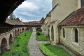 Old Fortified Church Stock Photography - 57199442