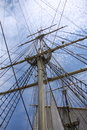 Ship Mast Stock Photography - 5725402