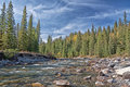 Landscape Of The Sheep River Royalty Free Stock Images - 57203249