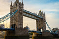 Tower Bridge In London, England Stock Photography - 57331032