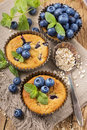 Blueberry Muffins Royalty Free Stock Photography - 57360627