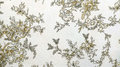 Retro Lace Floral Seamless Pattern Brown Fabric Background Vintage Style Royalty Free Stock Photography - 57388397