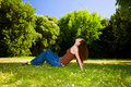 Relaxing Royalty Free Stock Photos - 5747068