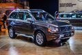 MOSCOW, RUSSIA - AUG 2012: VOLVO XC90 Presented As World Premier Stock Images - 57464234