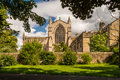 Hexham Abbey From The West Royalty Free Stock Image - 57482366