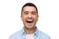 Laughing Man Royalty Free Stock Photos - 57488658