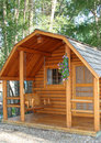 Small Wood Cabin Stock Photography - 5752512