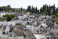 Roof Stones Trulli Of Alberobello. Puglia, Southern Italy. Royalty Free Stock Images - 57516059