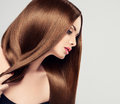Girl With Long Hair Stock Photo - 57525320