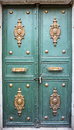 Details Of Wooden Door Royalty Free Stock Images - 57544149