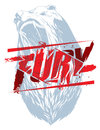 Fury Sign Stock Photo - 57572520