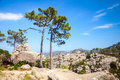 Nature Of Corsica Island, Mountain Landscape Stock Photography - 57574472