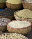Seeds At A Market Stock Photography - 5763592