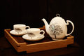 Chinese Tea Set Tea Things Royalty Free Stock Images - 57600349
