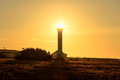 Lighthouse Sun Beam. Royalty Free Stock Images - 57617589
