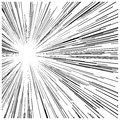 Illustration Vector Abstract Speed Motion Black Lines ,with Circ Stock Images - 57639264