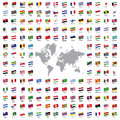World Flags All Stock Images - 57688194