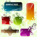 Banners Royalty Free Stock Image - 5771816