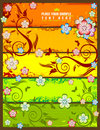Floral Background Stock Photos - 5772553
