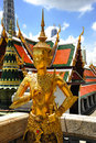 Thailand Bangkok Wat Phra Kaew Royalty Free Stock Photo - 5776575