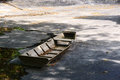 Small Row Boat Royalty Free Stock Images - 57737759