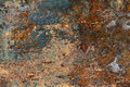 Texture Of Old And Rusty Metal Stock Image - 57746571